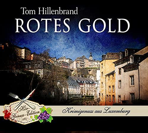Rotes Gold (Hör-Genuss-Edition-Box 2016)
