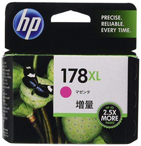 ヒューレット・パッカード HP178 プリンタインク 増量(マゼンタ)HP178XL CB324HJ
