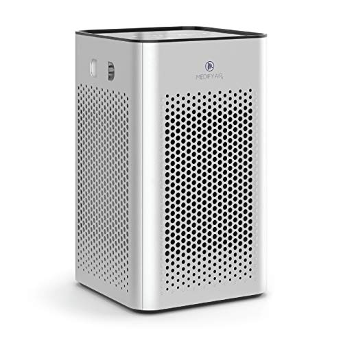 Medify MA-25 Air Purifier with H13 HEPA filter - a higher grade of HEPA for 500 Sq. Ft. Air Purifier...