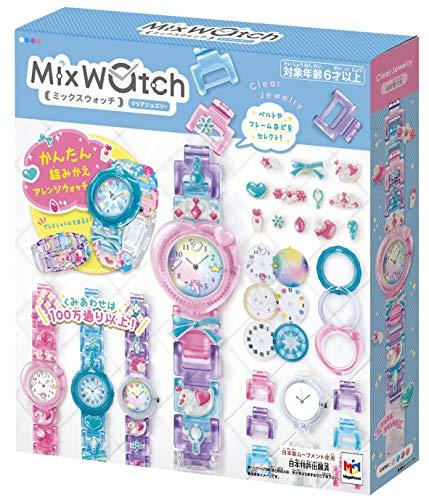 Mix Watch ミックスウォッチ クリアジュエリー