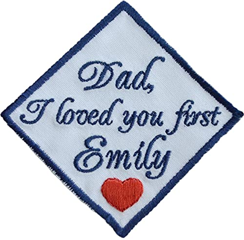 Father of the Bride Tie Patch