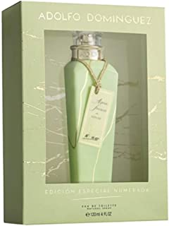 Adolfo Dominguez Agua de colonia para mujeres - 120 ml.