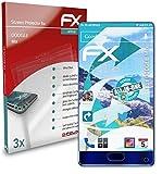 atFolix Schutzfolie kompatibel mit DOOGEE Mix Folie, ultraklare & Flexible FX Bildschirmschutzfolie (3X)