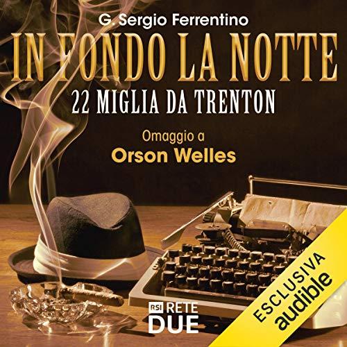 22 miglia da Trenton audiobook cover art