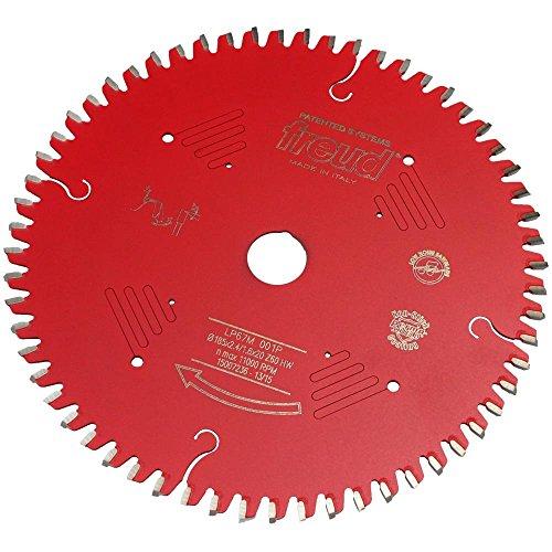 Disco de Serra Circular para Madeira 185mm x 20mm x 60 Dentes-FREUD-LP67M-001P