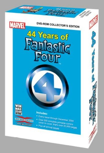 44 Years of the Fantastic Four