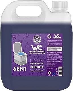 Motorrevive - Limpieza Inodoro Portátil WC Químico
