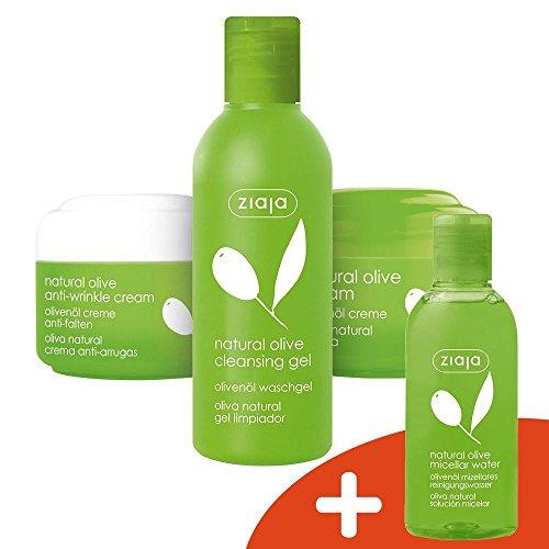 Ziaja Olivenöl Gesichtspflege-Set mit GRATISPRODUKT
