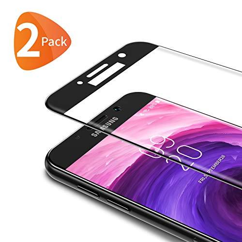 Bewahly Cristal Templado para Samsung Galaxy A5 2017 [2 Piezas], Ultra Fino...