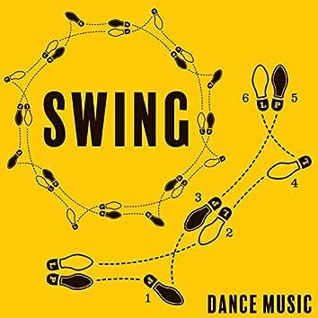Swing Dance Music. Rhythmic Party Songs, Nice Atmosphere, Good Fun, Joyful Time