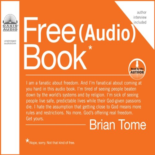 Free Book audiobook cover art