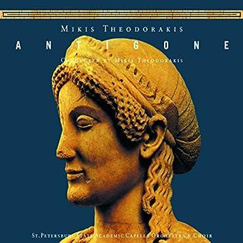 Antigone - Oper In Zwei Akten