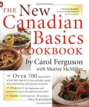 The New Canadian Basics Cookbook 0141006226 Book Cover