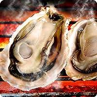 牡蠣 カキ 冷凍殻付 Lサイズ 2kg 18個前後 2~3人前 海鮮 バーベキュー BBQ カンカン焼き追加用として人気 カンカンは付いてません (2kg) 広島県産