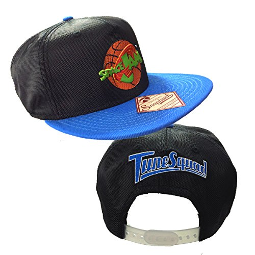 Space Jam Retro Tune Squad Looney Tunes Michael Air Jordan 11 Nike Basketball Snapback Hat, Black, One Size