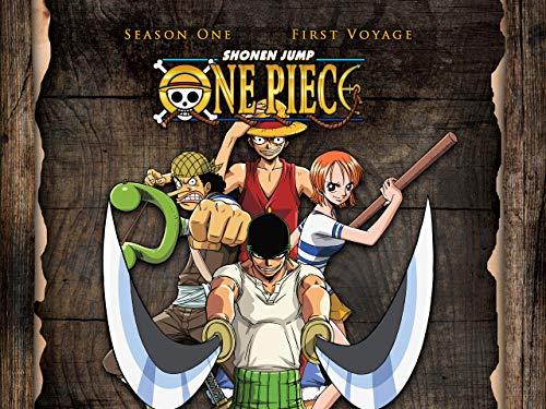 One Piece, Season 1, First Voyage