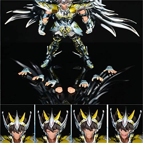 Figura de acción Modelo de Saint Seiya Pegasus Seiya Dios T