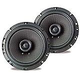 AMPIRE Koaxial-Lautsprecher ohne Grill, 16,5cm