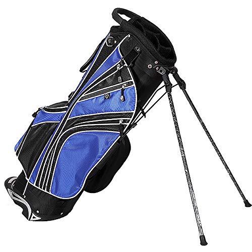 TSSM Golf Trolley Bag, Sac de Golf léger Haute capacité Portable Voyage extérieur Voyage Ensemble...