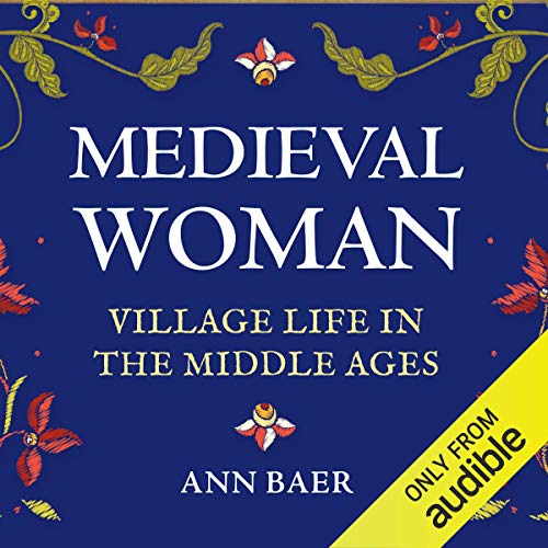 Medieval Woman audiobook cover art
