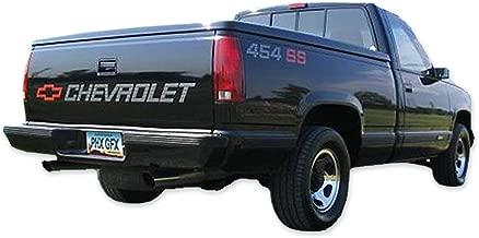 General Motors 1990 1991 Chevrolet 1500 Truck 454 SS Decals & Stripes Kit - Silver