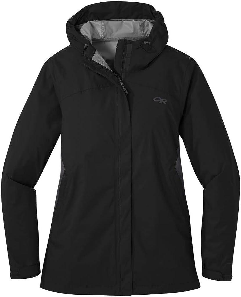 Outdoor Research Women's Apollo Stretch Rain Jacket