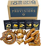 FIND OUT WHY OPRAH LOVES OUR PRETZELS: Chosen by Oprah Winfrey herself as one of her favorite things in 2019, this selection of soft pretzels, buns, and savory salts will be the perfect gourmet treat for a truly special someone. Whether you send it a...