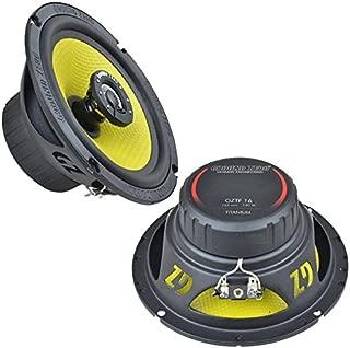 T/üren T/üren Ground Zero Iridium Lautsprecher Kompo-System 300 Watt Suzuki Swift ab 05 Einbauort vorne hinten