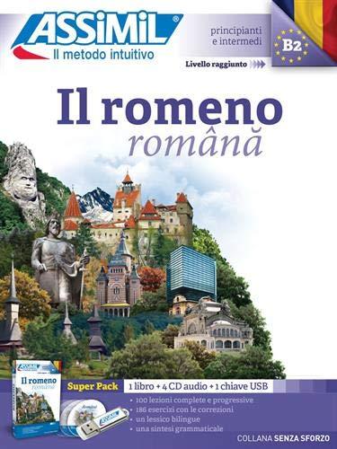 Il romeno. Con CD-Audio. Con 4 CD-Audio (Senza sforzo)