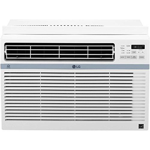 LG LW1217ERSM Energy Star 12,000 BTU 115V Window Mounted Air Conditioner with Wi-Fi Control (Renewed)