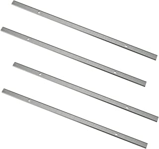 POWERTEC HSS Replacement 13 Inch Planer Blades for the Ryobi Planer AP1300– 2 Sets | 4 Knives