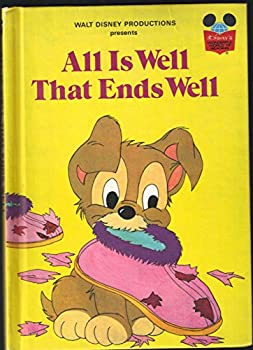 All Well That Ends Well - Book  of the Disney's Wonderful World of Reading