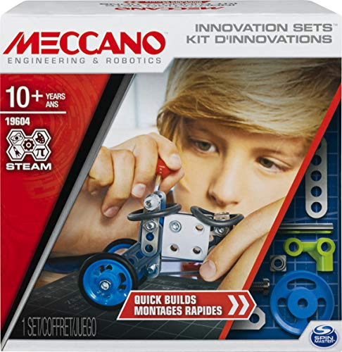 robot spin master fabricante MECCANO