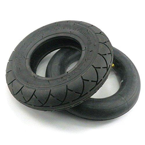 Yunshuo 200x50 / 7 x 1 3/4 Schlauch und Reifen Set für Razor Mongoose Roller, E-Roller