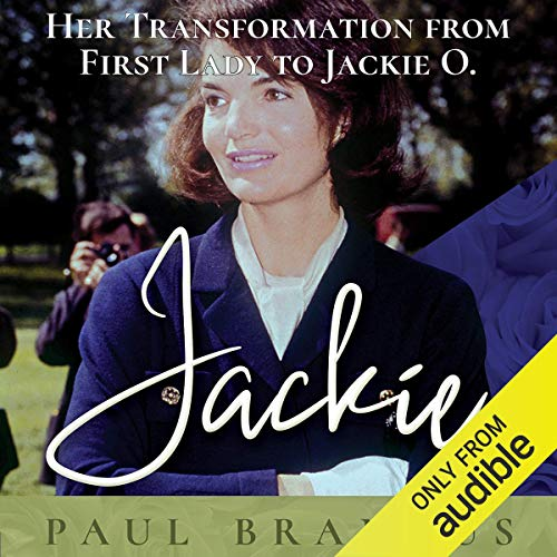 Jackie Audiobook By Paul Brandus cover art