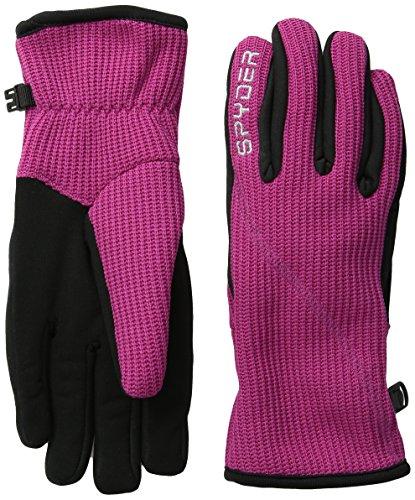 Spyder Women's Core Sweater Conduct Gloves, Wild, Small