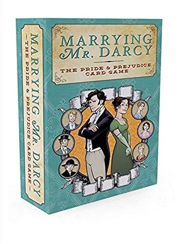 Game Salute – Juego de Cartas de Orgullo y Prejuicio Marryng Mr. Darcy