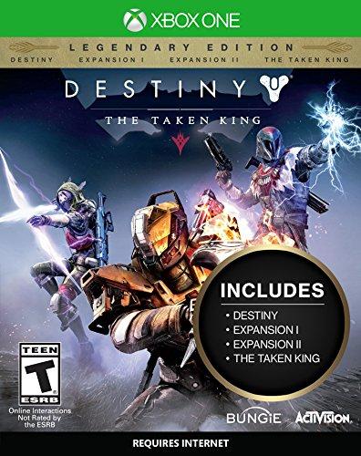 Destiny: The Taken King Legendary Edition Xbox One