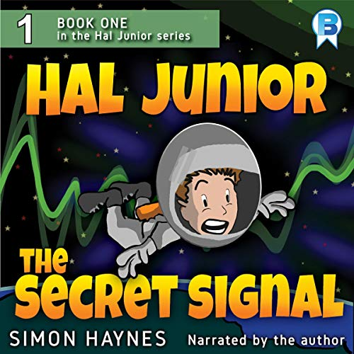 The Secret Signal audiobook cover art