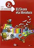 EKI DBH 2. Euskara eta Literatura 2. Lan-koadernoa 2.1 (EKI 2) - 9788415586494