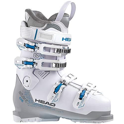 HEAD Damen Advant Edge 65 Skischuhe, Anthracite/Black, 240