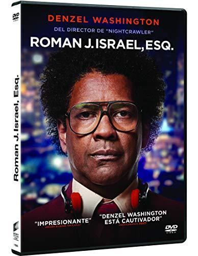 Roman J. Israel, Esq [DVD]