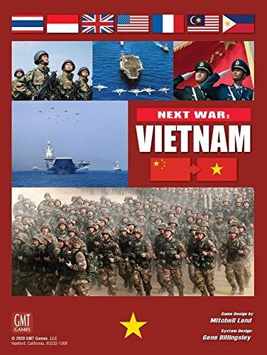 GMT Games Next War: Vietnam