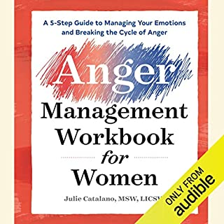 The Anger Management Workbook for Women cover art