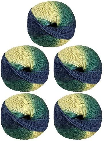 Knit Picks Chroma Fingering Soldering Complete Free Shipping Lake 5-Pack Front