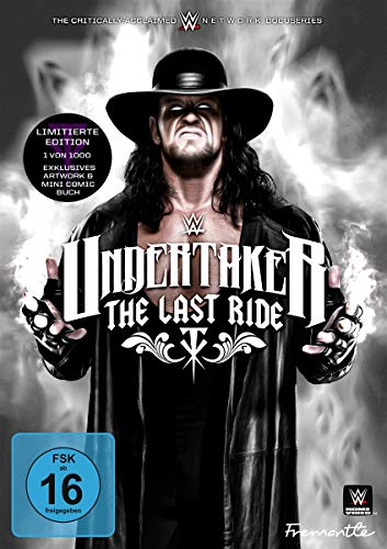 WWE - Undertaker - The Last Ride - Limited Edition [2 DVDs]