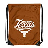 Northwest Texas Longhorns Team Spirit Backsack, naranja quemado, 45,7 x 34,3 cm