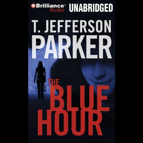 The Blue Hour audiobook cover art