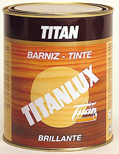 Titanlux M41904 - Barniz tinte brillante madera 125ml