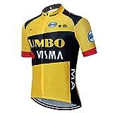 STEPANZU Radtrikot Herren Atmungsaktiv Quick Dry Kurzarm Radsport Shirt